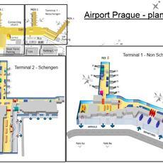 Индивидуальный Трансфер в обе стороны (ПРАГА аэропорт)