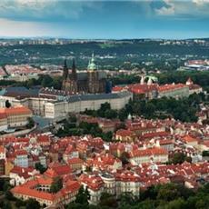 Prague Castle and Hradcany