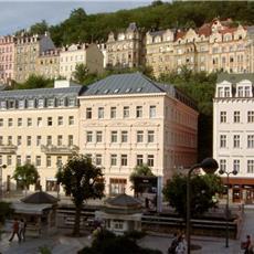 Karlovy Vary + Krušovice,