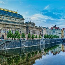 Prague - City Tour (bus),