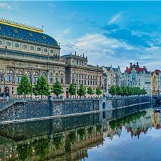 Prague - City Tour (bus),