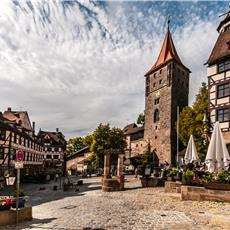 Nuremberg (Germany).