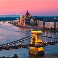 Budapest - Paris of the East Europe