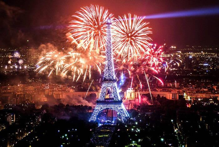 New Year's Paris from Prague 29.12.19-2.1.20