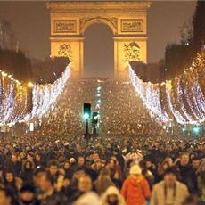 New Year's Paris from Karlovy Vary  29.12.19-2.1.20
