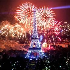 New Year's Paris from Prague 30.12.19-2.1.20